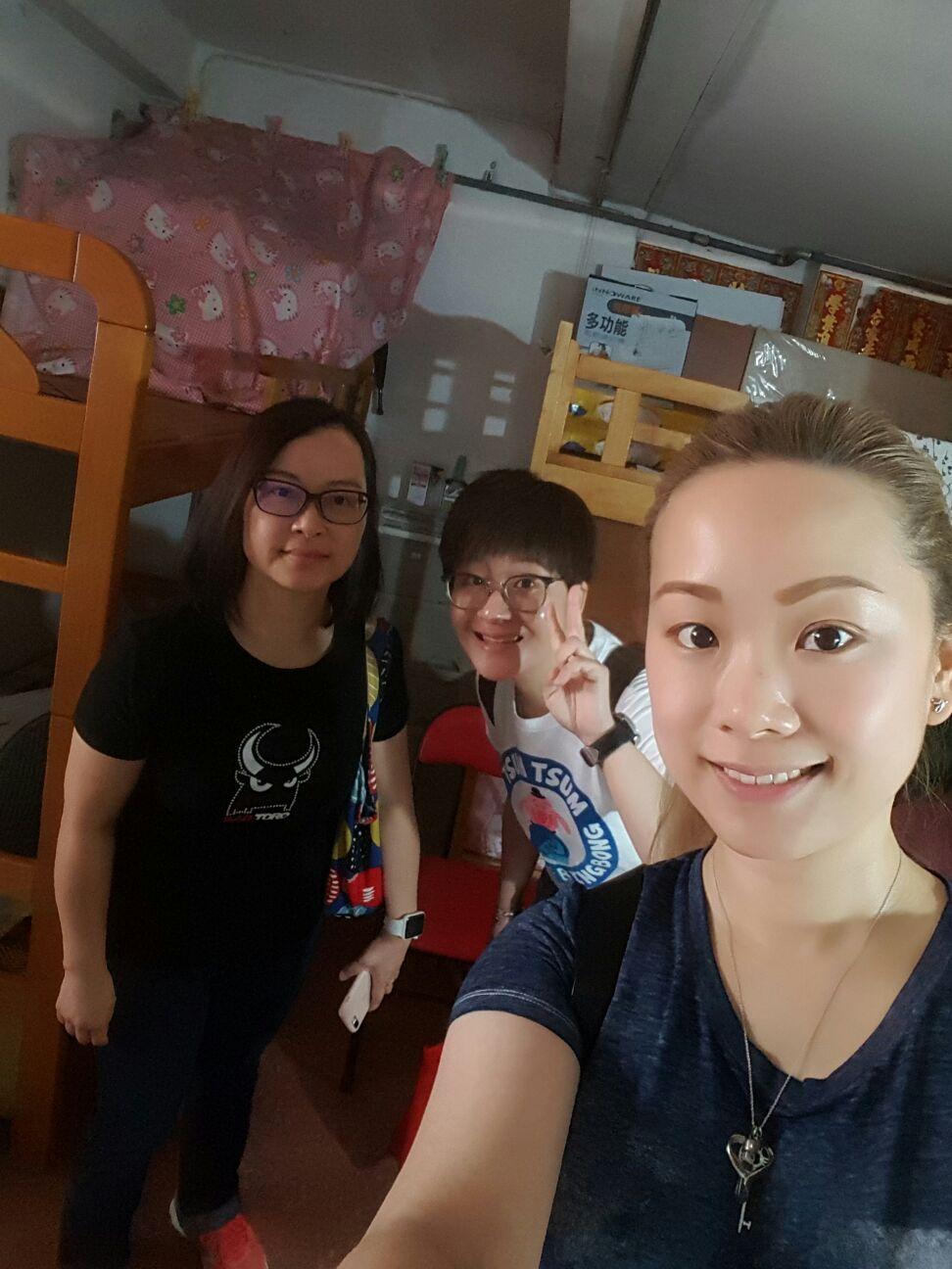 2017 May - 聖雅各福群會端午節長者探訪