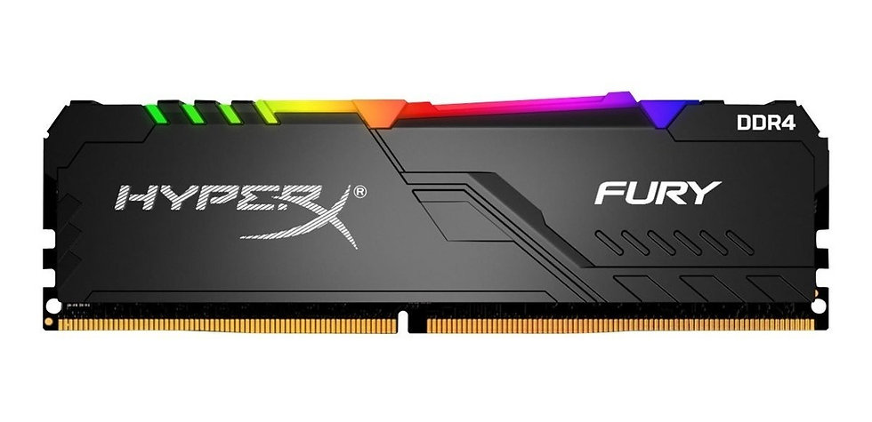 HyperX FURY RGB - DDR4 - 8 GB