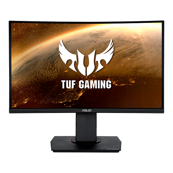 "Monitor Gaming Asus Vg24vq 24"" 144hz Curvo"