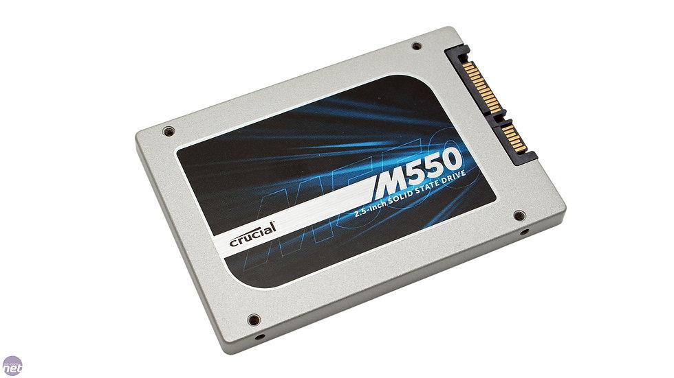 Ssd Crucial Ref M550 128gb Sata