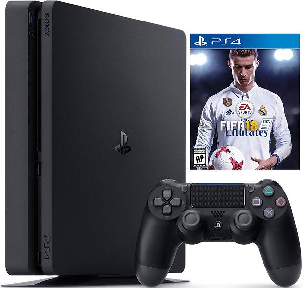 Consola Playstation 4 1TB Slim Fifa 18