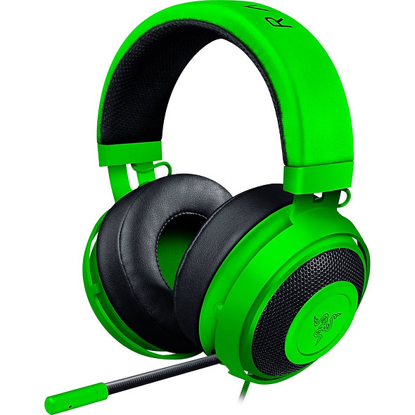 Auriculares Razer Kraken Pro V2 Analog Green
