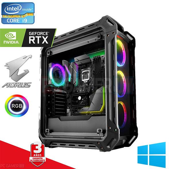 PCGAMER I9 RTX 2080TI WCOOLING 32GB RAM NVME 1TB+1TB...