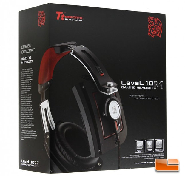 Auriculares Tt Esports Level 10m Diamond