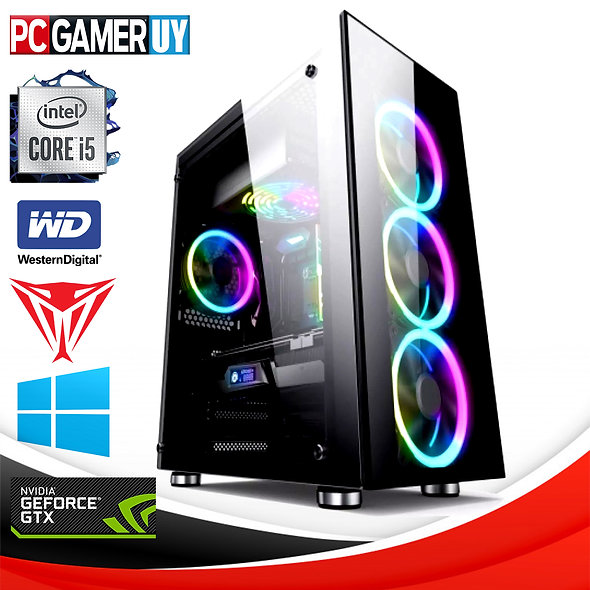 PCGAMER I5 10MA 16GB GTX 1660 SSD F80PLUS
