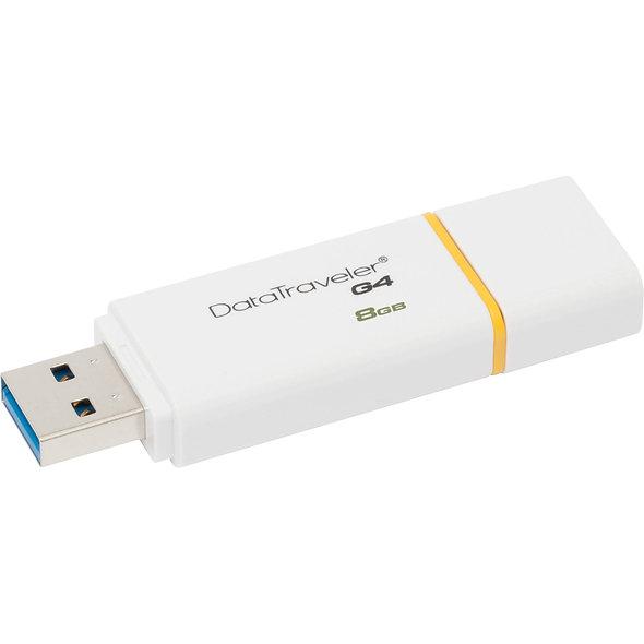 Kingston DataTraveler G4 - Unidad flash USB - 8 GB