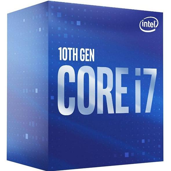 Cpu Intel Core I7 10700k S1200 S/fan