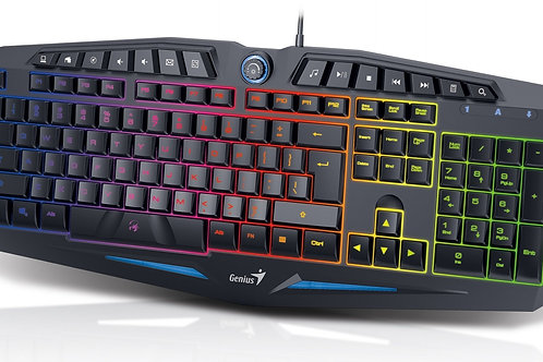 Teclado Gamer Genius Scorpion K9 USB