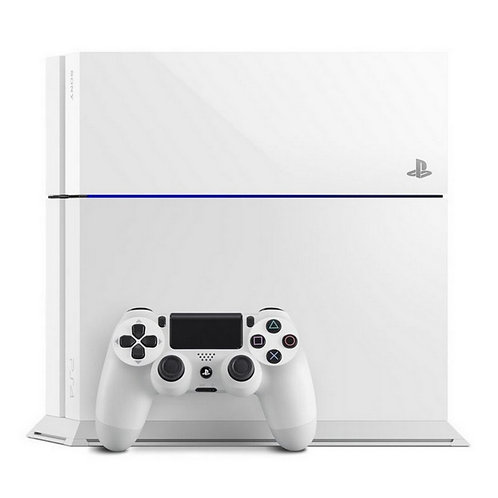 Consola Playstation 4 500GB blanca