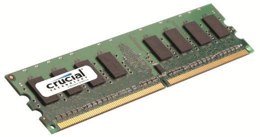 Memoria Crucial Ddr2 2gb 800 Cl6 Box
