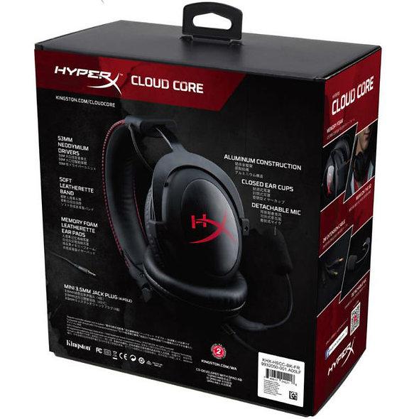 Auricular HyperX Cloud Core