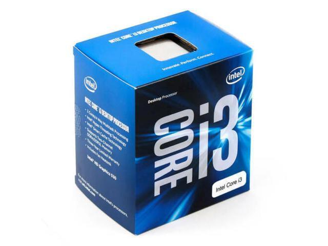 Intel Core I3 6100