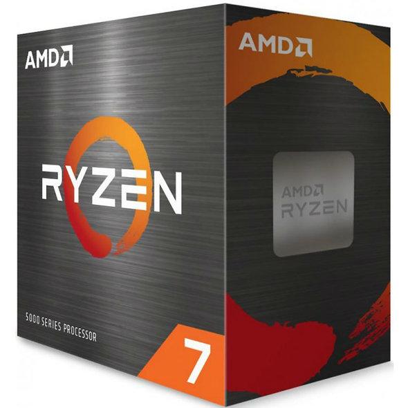 Cpu Ryzen 7 5800x Am4 Box