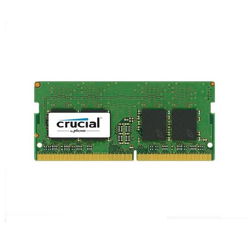 Sodimm Crucial Ddr4 16gb 2400 Cl17 1.2v
