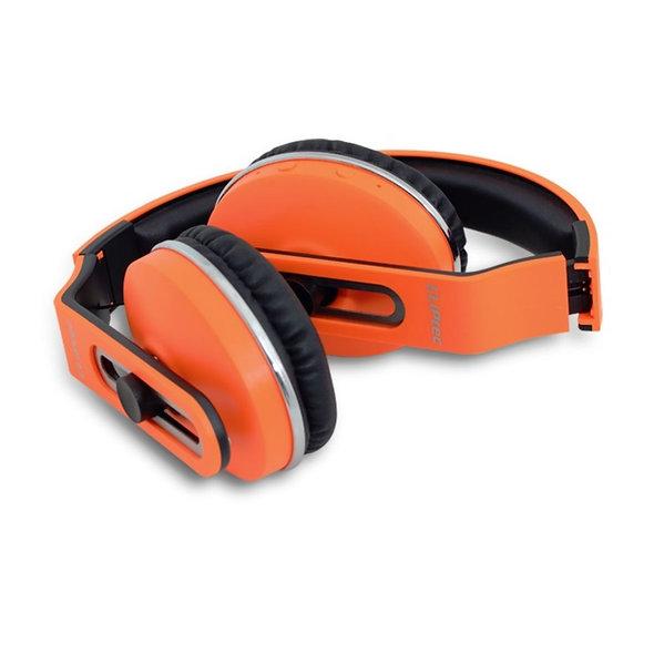 Auricular Cliptec Pbh408 Bluetooth Naranja