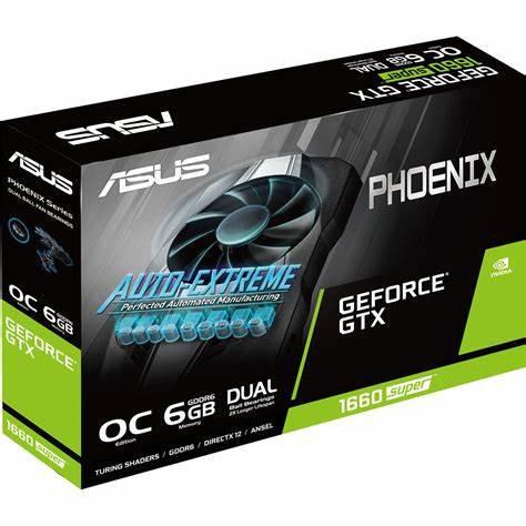 Grafica Nvidia Geforce GTX 1660 OC SUPER