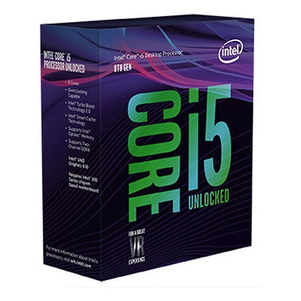 Cpu Intel Core I5 8400 S1151