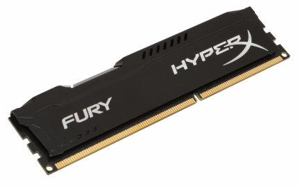 Kingston HyperX FURY 1866- DDR3 - 4 GB