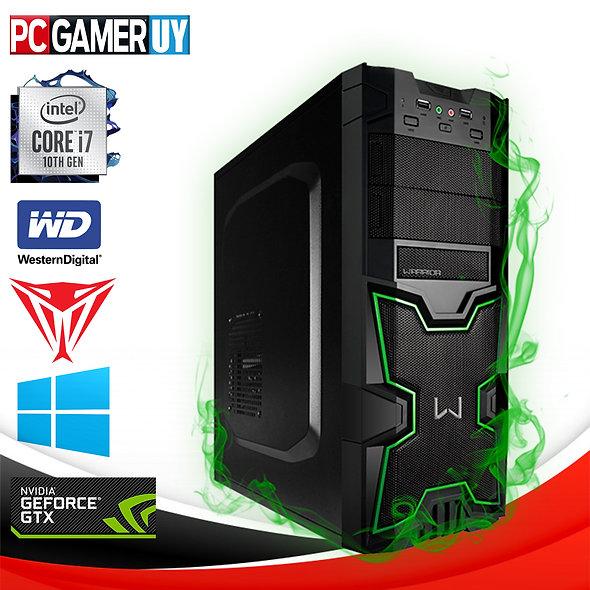 PCGAMER I7 8GB NVIDIA GTX 1650 F80PLUS