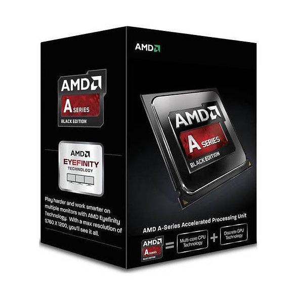 Cpu Amd A4-4000 X2 Apu Fm2