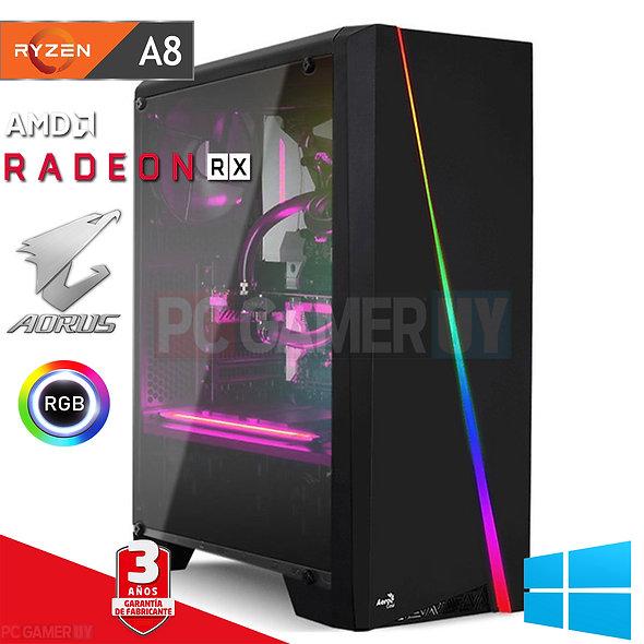 PCGAMER AMD A8 RGB...