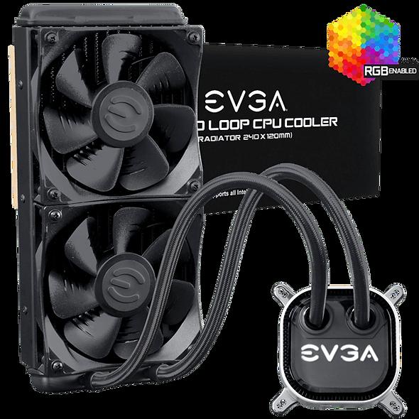 Evga Clc 280 Liquid RGB LED