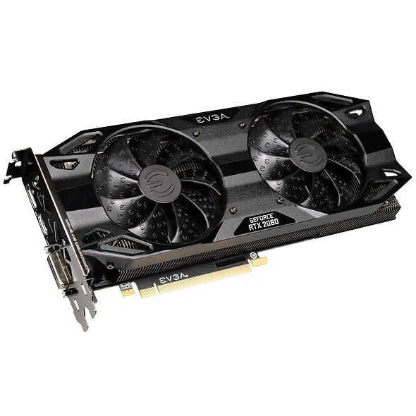 Evga Rtx 2060 Sc Ultra Black Gaming, 6gb