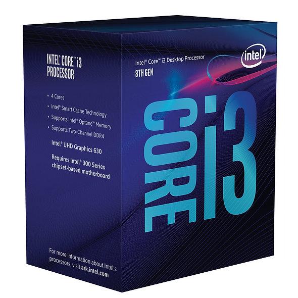 Intel Core I3 8100