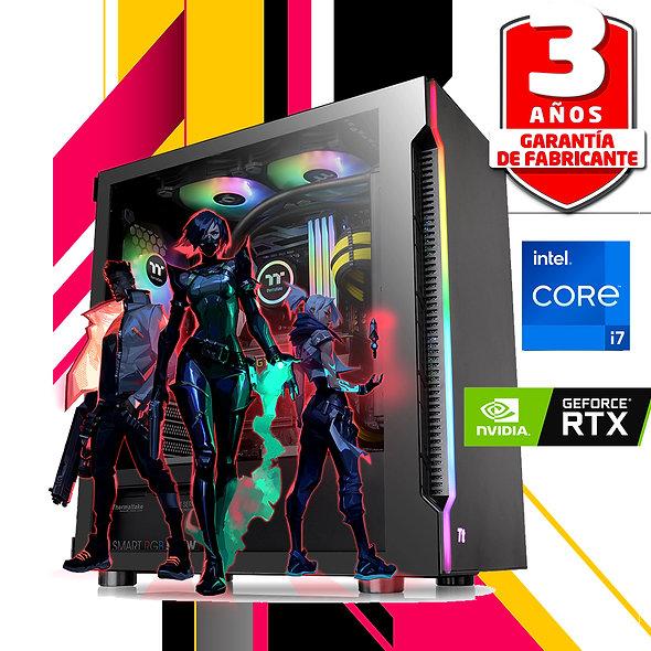 PC I7K 10MA 16GB SSD RTX 3060 F80PLUS