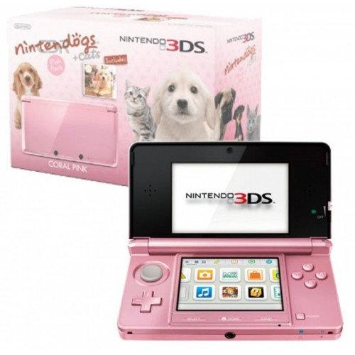 Consola 3DS Nintendogs & Cats: Golden Retriever