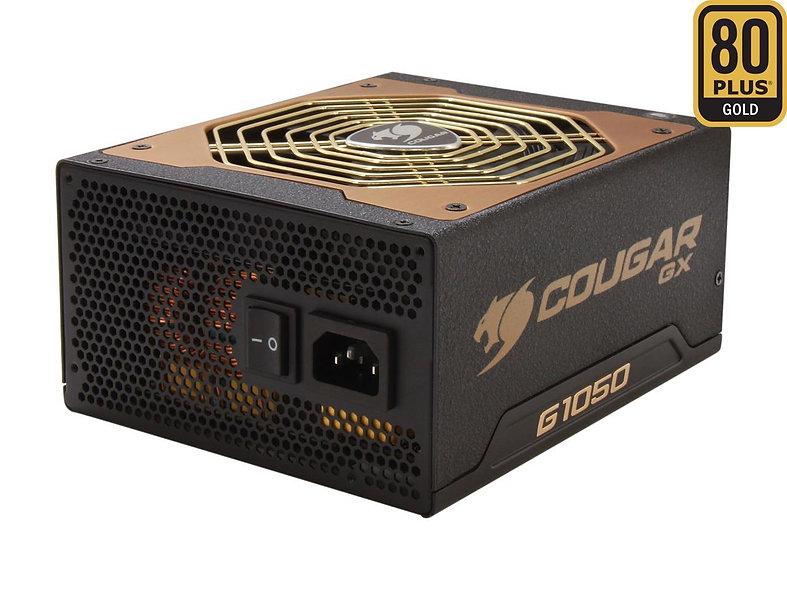 Fuente Cougar Gx1050