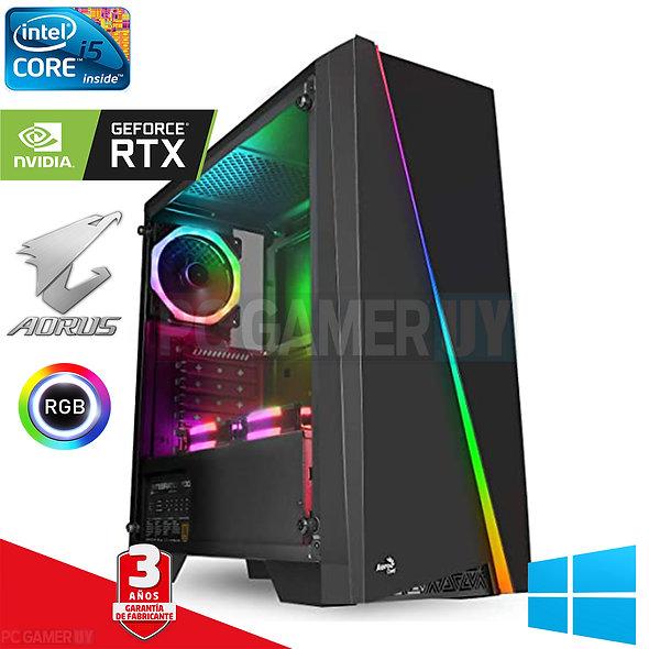 PCGAMER I5 9NA GEN RTX 2060 SSD+1TB...
