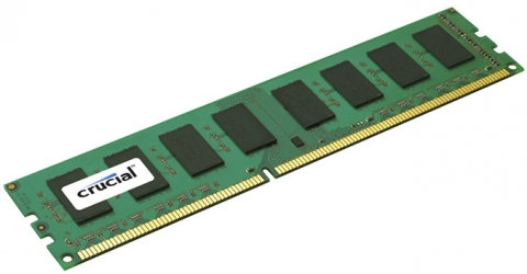 Memoria Crucial Ddr3 4gb 1600 Cl11 1.35