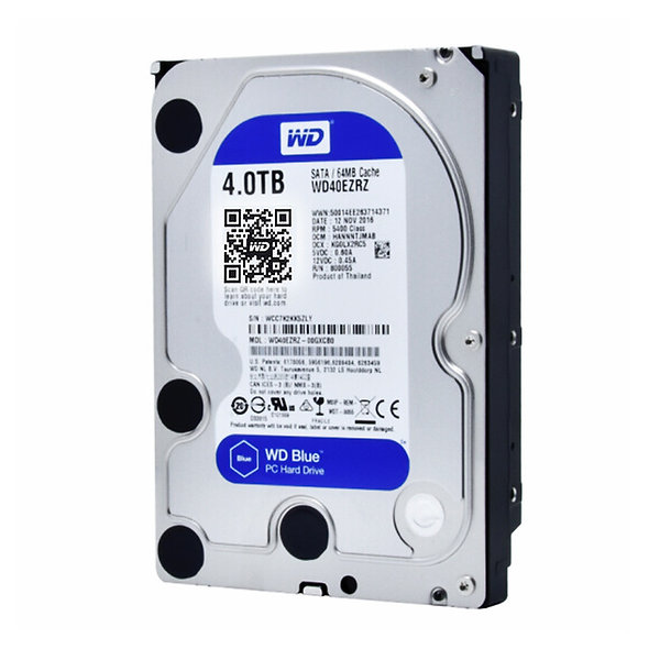 "Hdd 3.5"" Wd Blue 4tb Sata6"
