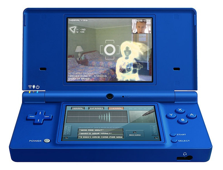 Consola Nintendo Dsi Matte Blue