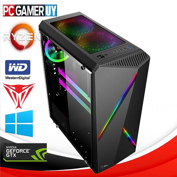 PCGAMER RYZEN 7 16GB  RTX 2060 SSD F80PLUS