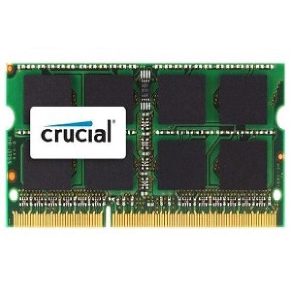 Sodimm Crucial Ddr3 2gb 1600 Cl11 1.35v