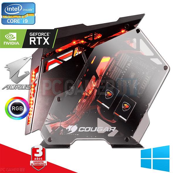 PCGAMER I9 Z390 RTX 2080TI 32GB NVME 1TB+1TB...