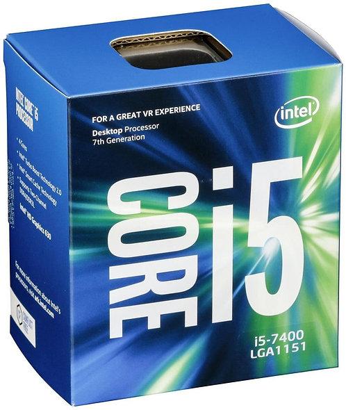 Cpu Intel Core I5 7400