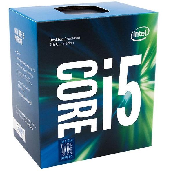 Cpu Intel Core I5 7500