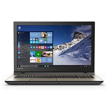 Notebook Convertible Toshiba Core i7 2.4Ghz, 8GB, 1TB, 15.6'' Touch, Win 10