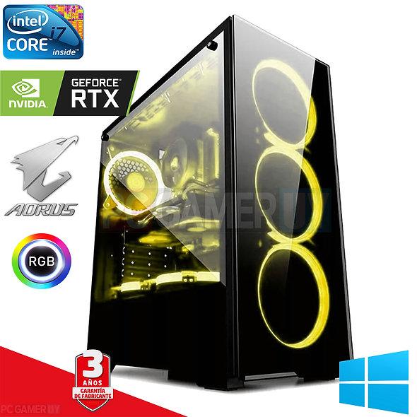 PCGAMER I7 9na Gen RTX 2060 SSD+1TB...