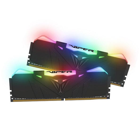Memoria Viper Rgb Ddr4 16gb 3000 Box