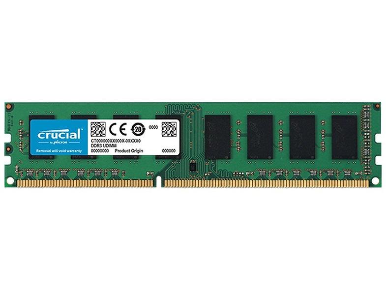 Memoria Ddr4 4gb 2660 Box Crucial