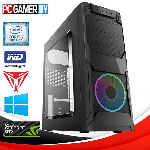 PCGAMER I7 8GB NVIDIA SSD RGB