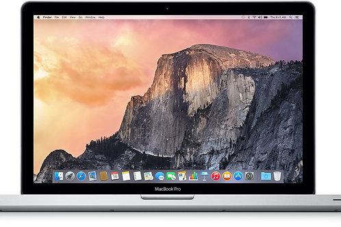 Notebook Apple Macbook Pro Core i7 2.7ghz, 16GB, 256GB SSD, 15.4'' Retina