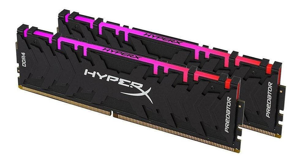 HyperX Predator RGB - DDR4 - 16 GB
