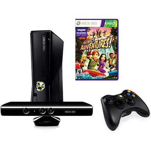 Consola XBOX 360 4GB Kinect 110v