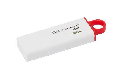 Kingston DataTraveler G4 - Unidad flash USB - 32 GB