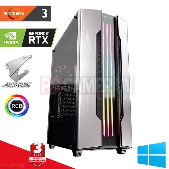 PCGAMER Ryzen 3 SSD+1tb RTX 2060..